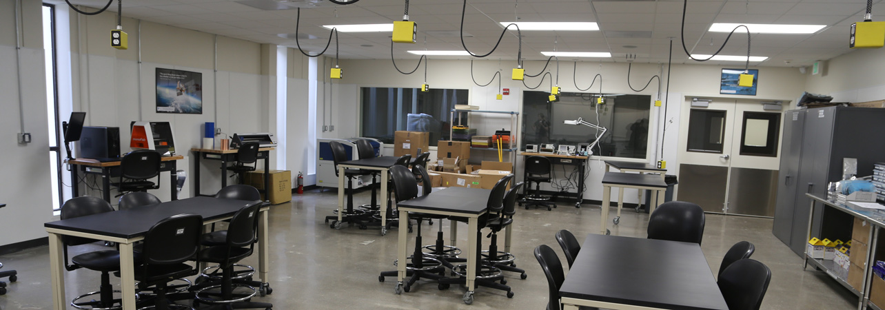 fabrication lab at skyline college