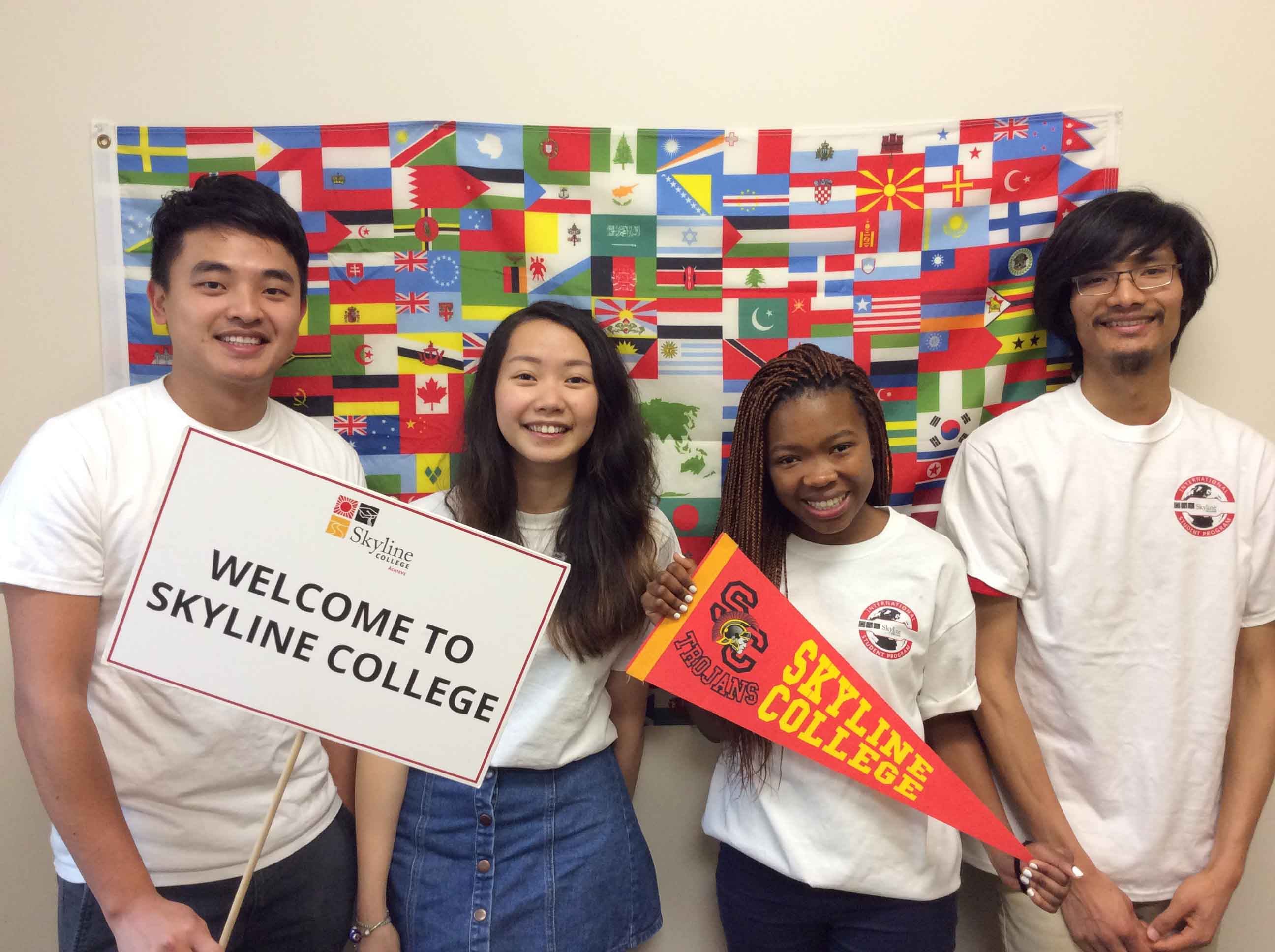 international student ambassadors