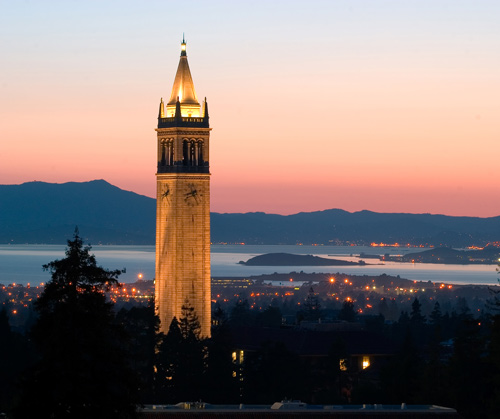 photo of UC berkeley