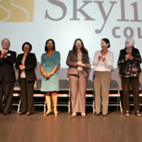 Community Winner Skyline Council