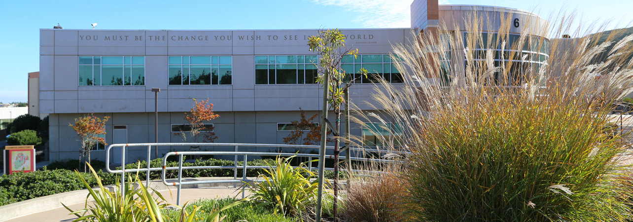 Skyline College campus